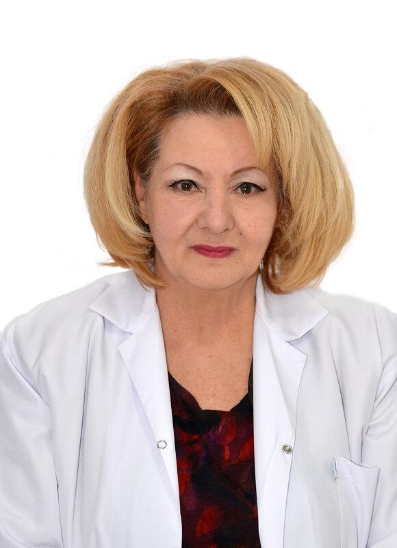 проф. д-р. Надежда Делева