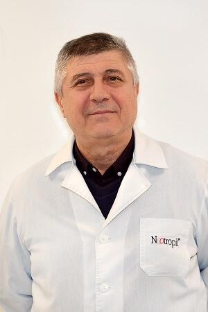 Проф. д-р Васил Обретенов